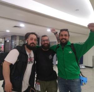 El gobierno chileno cedió a la presión y dejó ingresar a nuestros periodistas