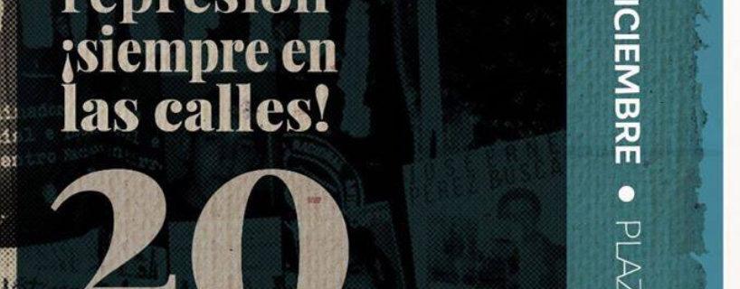 Más de siete mil personas asesinadas por el Estado en la etapa constitucional