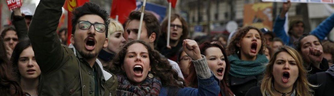 Protesta que no se detiene
