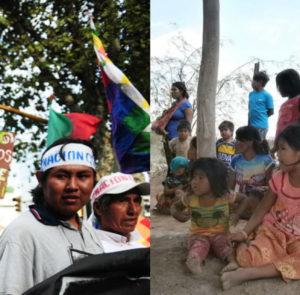 Las luchas de las comunidades Qom y Wichi