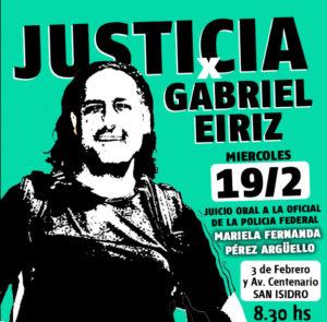 Si la impunidad se garantiza, la Justicia y el Estado son responsables.