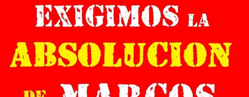 La Gremial de Abogados y Abogadas defiende a Marcos Bazán en el juicio por violación y femicidio de Anahí Benítez.