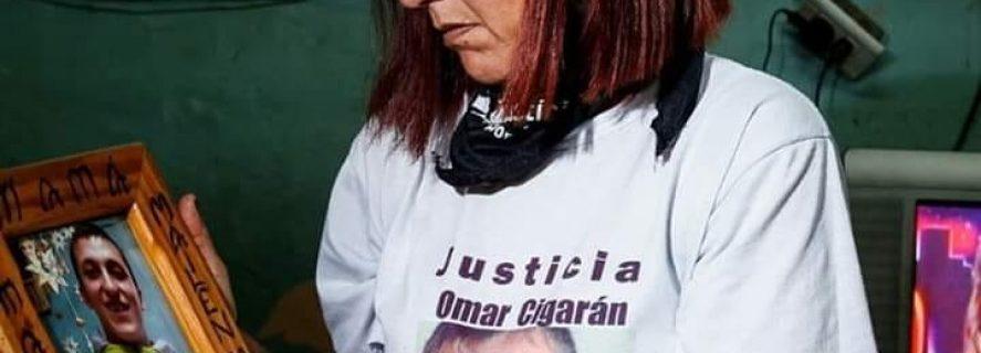 A 7 años del asesinato de Omar Cigarán, su familia busca que la causa sea revisada por la Suprema Corte
