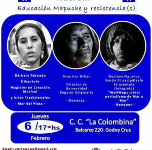 Educación Mapuche y Resistencia (s)