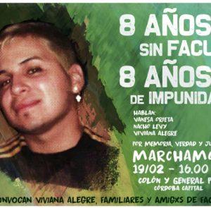 ¡Aparición con vida de  Facundo Rivera!