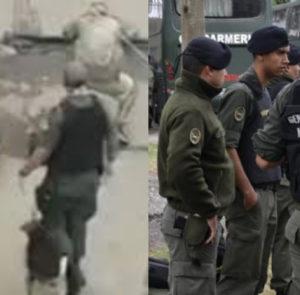 Exigimos el cese inmediato de la represión policial en los barrios pobres del país