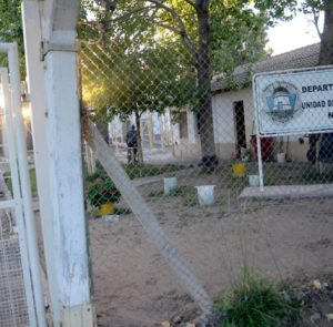 Grave represión en el pabellón 8 de la Unidad de Detención N° 11