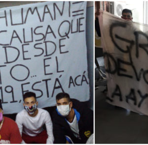Covid-19: Ayuda humanitaria desde la Cárcel de Devoto a los barrios.