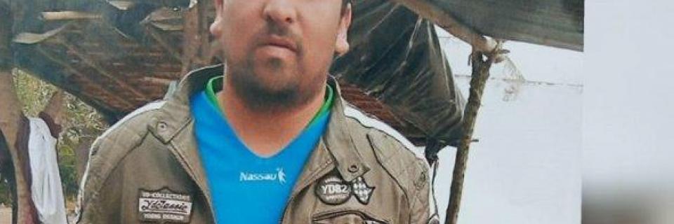 Familiares de Espinoza pidieron prisión perpetua para todos los involucrados en el crimen