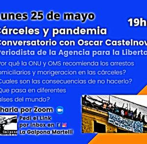«Cárceles y Pandemia»