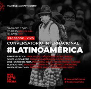 Conversatorio Virtual #Latinoamérica