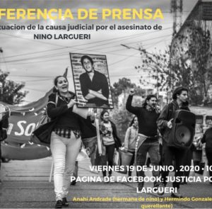 Justicia por Nino Largueri