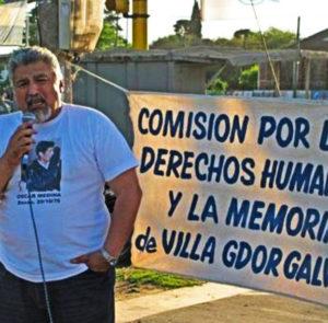 """Repudiamos los ataques y el amedrentamiento a Héctor """"Chinche"""" Medina y a su familia. Exigimos la investigación y esclarecimiento de los hechos"""