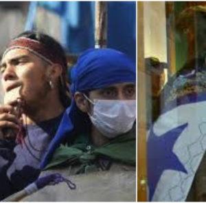 Machi Celestino sufre accidente en cárcel de Temuco, tras 53 días en huelga de hambre