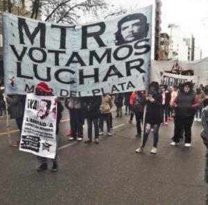 Marcha y jornada de solidaridad con todxs lxs que luchan