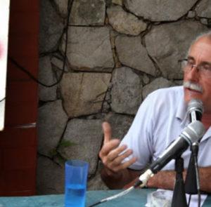 Ante la amenaza, toda nuestra solidaridad con Pablo Pimentel