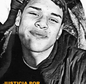 Movilización a Tribunales por el asesinato de Brandon