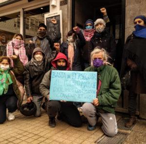 ¡Solidaridad con los presos políticos mapuche!