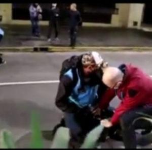 Libertad a los manifestantes detenidos por reclamar la aparición con vida de Facundo Castro y repudiar el crimen de Santiago Maldonado