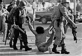HIJOS Bariloche rechaza que las Fuerzas Armadas controlen la cuarentena en las calles como lo impulsa la gobernadora Arabela Carreras