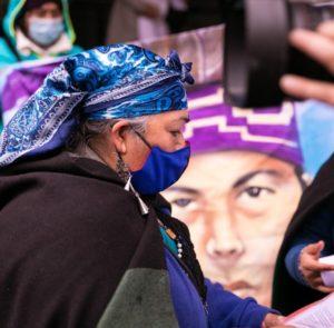 Machi Celestino fue trasladado al CET de Vilcún: aún luchamos por su salida al rewe