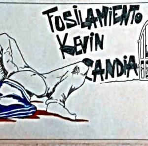 Otro 21 sin Kevin, seis meses de injusticia