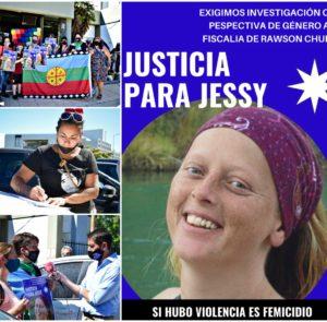 Justicia para Jéssica Amed