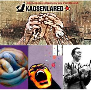 Solidaridad de la Agencia Para la Libertad con lxs compañerxs de Kaosenlared