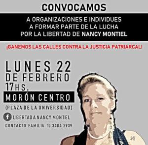 «Libertad para mi madre»