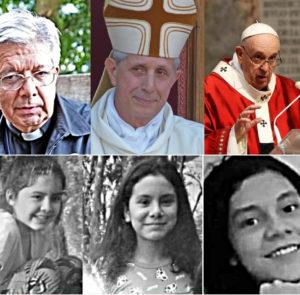 Iglesia Católica, Apostólica, Pedofílica y Romana