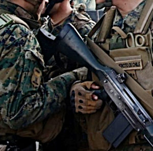 Diputados aprueban intensificar la acción de las FFAA y policías en los territorios mapuche en lucha
