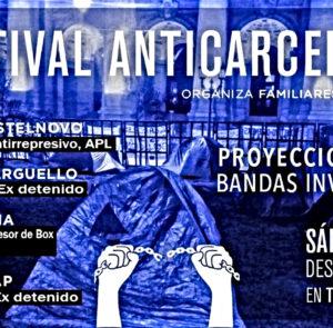 Charla y Festival Anticarcelario