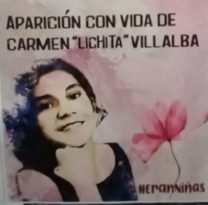 """""""Lichita fue perseguida a balazos por el Estado paraguayo"""""""