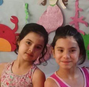 María y Lilian Villalba entre nosotros