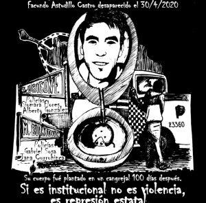 Un año sin facundo Astudillo Castro: Un año de impunidad