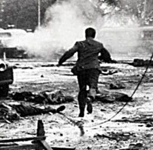 Bombas, genocidio e impunidad
