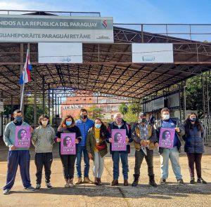 La Delegación Humanitaria Internacional ya está en Paraguay