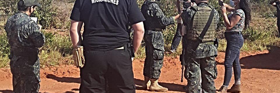 """El Estado Paraguayo amenaza con expulsar a lxs compañerxs de la Misión Humanitaria que viajó en busca de """"Lichita"""""""