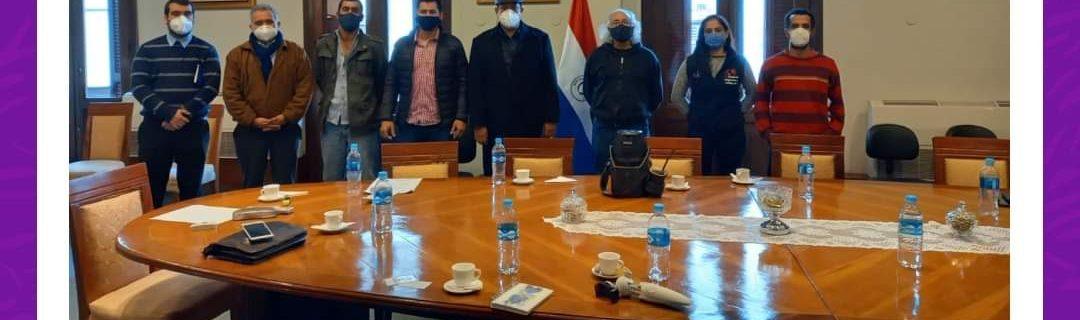 4º Misión Humanitaria continúa su agenda en Paraguay    #dondeestalichita