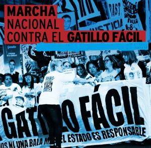 Reunión organizativa para la 7° Marcha Nacional contra el Gatillo Fácil