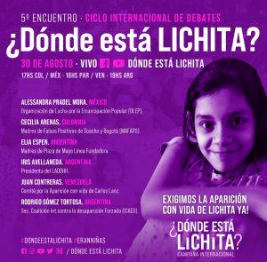 ¿Dónde está Lichita?
