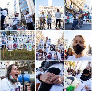 Documento de la Marcha Nacional contra el Gatillo Fácil