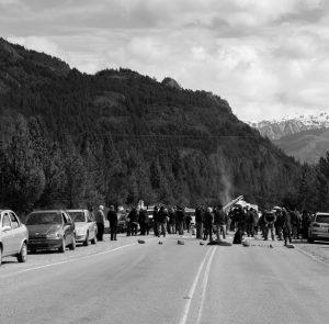 Represión a comunidad mapuche Quemquentreu: Los tienen confinados hace 5 días