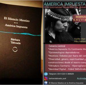 """""""América Impuesta 2021"""": Nueva Colonialidad / Nuevo adoctrinamiento"""