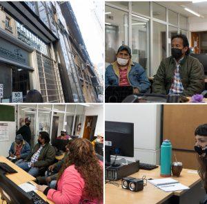 Reclamos de las comunidades Wichís  ante Ministerio de Desarrollo Social