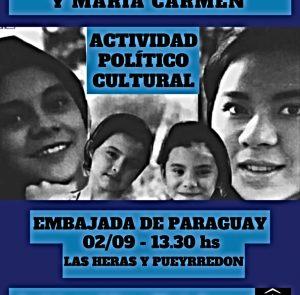 A 1 años del doble infanticidio de las niñas María Carmen y Lilian Mariana Villalba