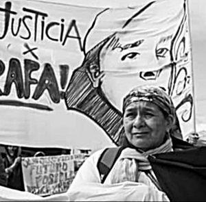 La fiscal Little busca criminalizar a María Nahuel por defender a su sobrino asesinado