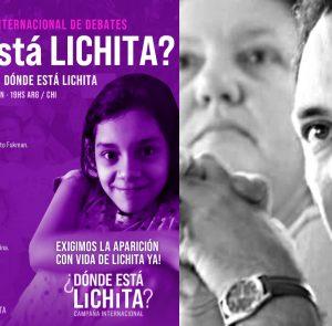 """""""Lichita es un símbolo de esta herida abierta en América"""""""