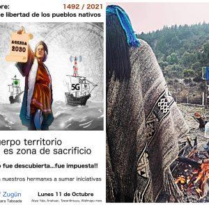 11 de Octubre, último día de libertad – 1492-2021-Vivimos porque Resistimos