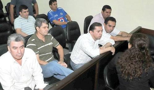 Campesinos paraguayos